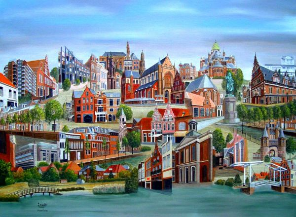 Haarlem en Omgeving
