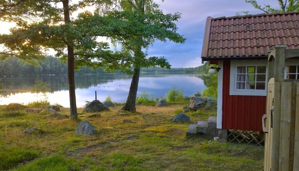 Zweden: Längasjönäs